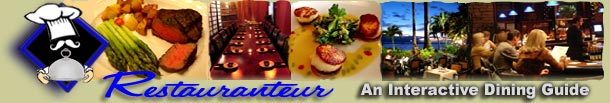 Restauranteur - Monterey Restaurants